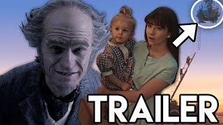 A Series of Unfortunate Events Season 2 Trailer - VFD & Vile Village Crows Explained