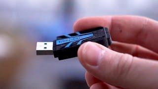 """Wie viel kann ein """"unzerstörbarer"""" USB-Stick aushalten? - felixba"""