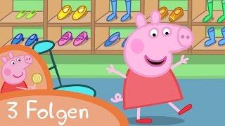 Peppa Pig - Einkaufen und mehr! - Zusammenschnitt (3 Folgen)