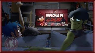 La Historia De Gorillaz | ¡KHAZOO!