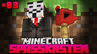 SKANDALÖSER ANONYMER?! - Minecraft Spasskasten #83 [Deutsch/HD]