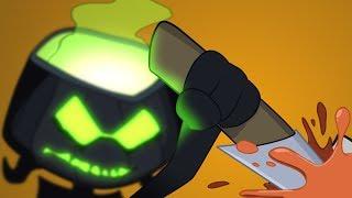 Pumpkin Girl: An Animated Horror Story