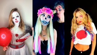 The Best Halloween Musical.ly Compilation 🎃 Top Musers 2017