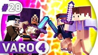 Finales Standoff? - Minecraft VARO 4 Ep. 28 | VeniCraft | #ZickZack