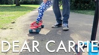 Dear Carrie: Penny Boards & Pizza