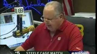 Rush Limbaugh bounces in fight with RNC Chair Michael Steele