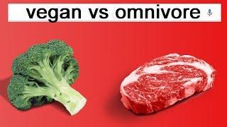 Vegan vs. Omnivore: The Debate (Breakdown of Kahn & Kresser)