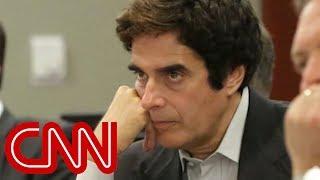Lawsuit forces magician to reveal secret