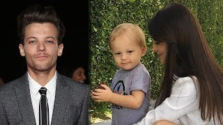 Fans FREAK Over New Pic Of Louis Tomlinson