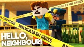 Minecraft - HELLO NEIGHBOUR! | NACHBAR WIRD VERHAFTET!!