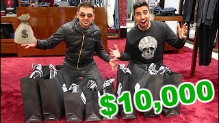 Spending $10,000 In 2 Hours *Dubai Billionaire* !!!