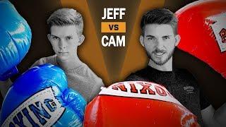 Wannabe KSI YouTuber Boxing Match (PARODY)