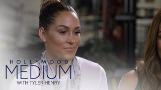 Brie Bella Shows Off Her Sentimental Tattoos | Hollywood Medium with Tyler Henry | E!