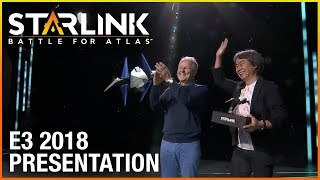 Starlink: Battle for Atlas: E3 2018 Conference Presentation | Ubisoft [NA]