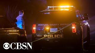 California mass shooting: Suspect identified as Ian Long | Live updates from Thousand Oaks, CA