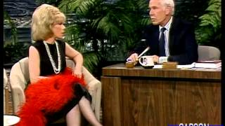 Joan Rivers is Hilarious on Johnny Carson