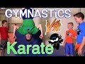 Karate Kid vs Gymnastics Kid Challenge -...mp3