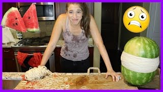 Watermelon Explosion FAIL!
