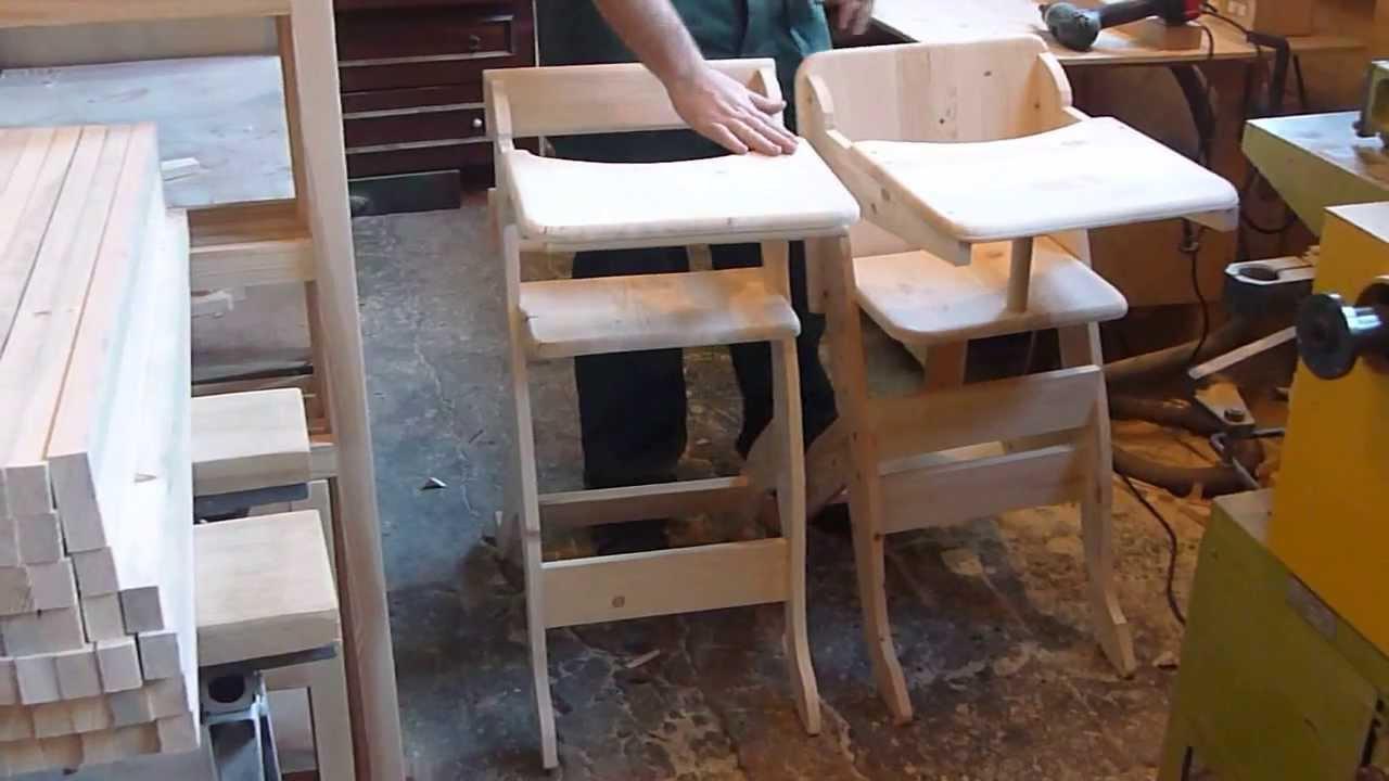 Детский столик для кормления своими руками фото
