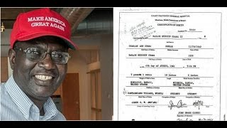 WOW: Malik Obama Releases Barack Obamas Real Birth Certificate!!!