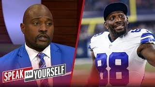 Wiley and Whitlock react to Dez Bryant