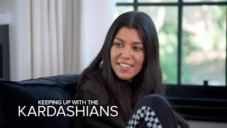 KUWTK | Kourtney Kardashian Explains Ex Scott