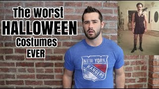 The Worst Halloween Costumes Ever