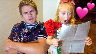 Everleigh finds a mysterious love letter from her crush sending us on a scavenger hunt to find him