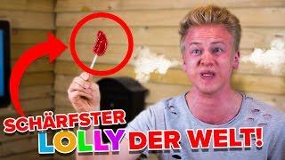 SCHÄRFSTER LOLLY der WELT ! 😳 II RayFox
