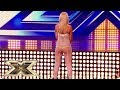 WHERE ARE YOUR CLOTHES?! | The X Factor ...mp3
