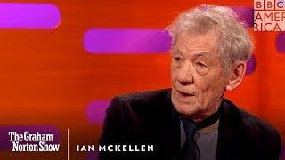 "Ian McKellen Cries Himself to Sleep Over ""Logan"" | The Graham Norton Show | Saturdays @ 11/10c"