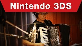 The Legend of Zelda: Tri Force Heroes Main Theme Music