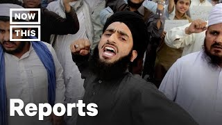 Blasphemy Laws in Pakistan are Crimes Punishable by Death | NowThis