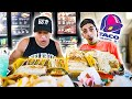 Eating the ENTIRE Taco Bell MENU (50,000...mp3