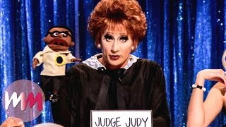 Top 10 Snatch Game Performances from RuPaul