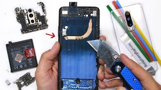 OnePlus 7 Pro Teardown! - Is the Pop Up Camera Water Proof?!