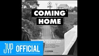 """JJ Project """"Verse 2"""" Track Card 1 """"Coming Home"""""""