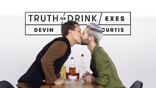 Exes Play Truth or Drink (Devin & Curtis)