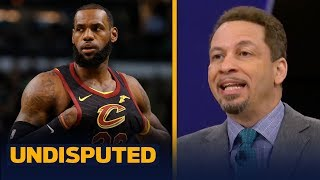 Chris Broussard on reports NBA execs believe Cavs preparing for LeBron