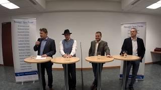 Bürgermeister-Wahl: Podiumsdikussion in Teisnach