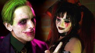 MADLY IN LOVE | Harley Quinn & Joker Cosplay
