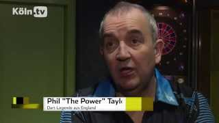 "Dart-Tipps von Phil ""The Power"" Taylor"