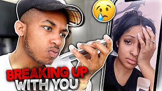 I BROKE UP WITH KENNEDY & HER MALE BEST FRIEND STEPS IN... (Gets Heated)