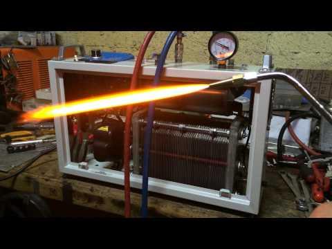 Свободная энергия водородная установка видео