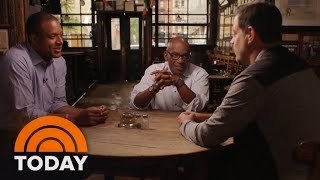 Al Roker, Carson Daly, Craig Melvin Talk Fatherhood Over Beer At McSorley's Old Ale House | TODAY