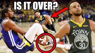 This is Why The Warriors Dynasty is NOT Over (Ft. NBA Free Agency, Durant & Klay