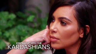 KUWTK | Kris Jenner Confronts Kim Kardashian Over Nasty Feud | E!