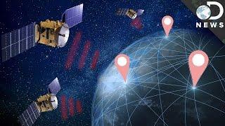 How Satellites Track Your Exact Location