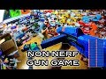 NERF GUN GAME | NON NERF EDITION! (First...mp3