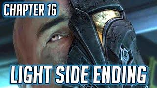 SWTOR KOTFE ► Chapter 16 Light Side Ending - Let Arcann and Senya Go